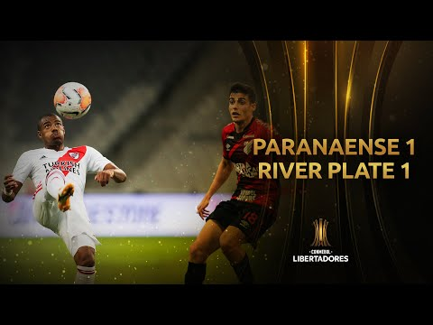 Atletico-PR Atletico River Plate Goals And Highlights