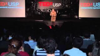 Aventurar-se pelas escolhas: Ligia Amadio at TEDxUSP