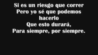 David Archuleta - Crush (Spanish Version) w/Lyrics - Cover