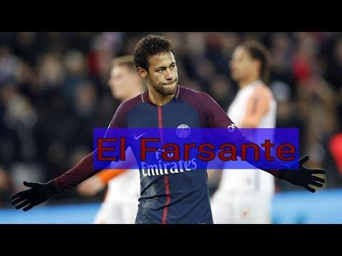 Neymar Jr.-El Farsante Remix- Ozuna Y...