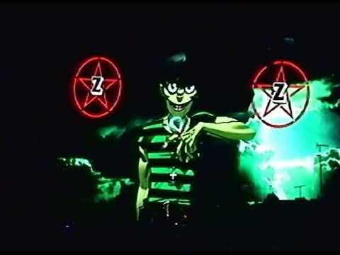 Gorillaz Live 2017 - Filmed on cassette