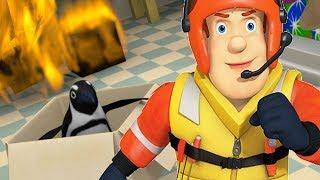 Sam il Pompiere italiano nuovi episodi   Cuori in fiamme - 5 Episodi Completi 🔥Cartoni Animati