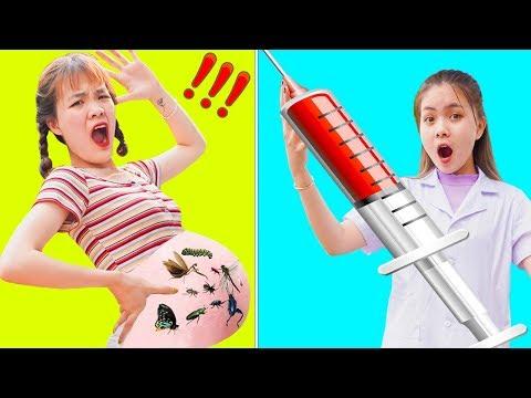 MẸO VẶT VÀ BÍ KÍP ĐỈNH CAO HỮU ÍCH CHO CUỘC SỐNG | Các Vấn Đề Và Tình Huống Thú Vị | Kiwi Funny