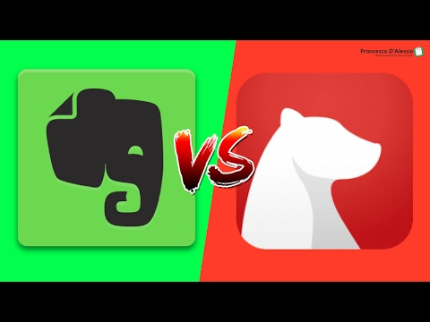 Get Evernote vs Bear | Full Showdown Pictures