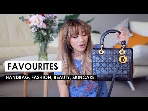 CURRENT FAVOURITES | Handbag, Fashion, Beauty, Skincare