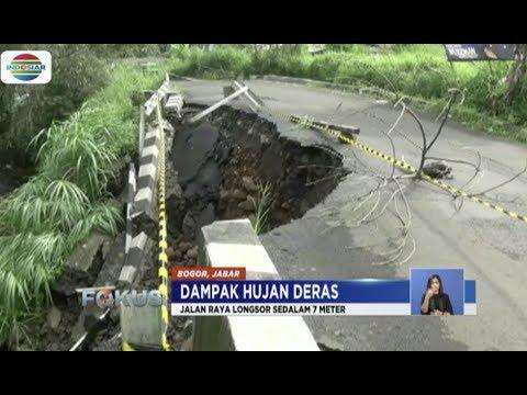 Longsor di Bogor, 3 Jenazah Hanyut Terbawa Aliran Sungai - Fokus Mp3