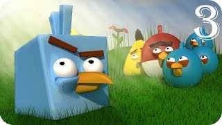 Angry Birds and underground lair 3