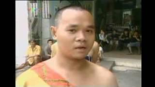 võ sư Quang Hiển công phá 100 viên gạch tàu 1 phút 22 giây thumbnail