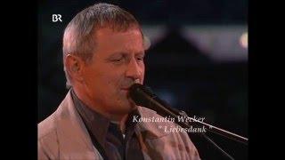 Konstantin Wecker - Liebesdank - Live 2000