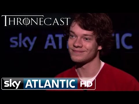 Game of Thrones Theon Greyjoy: Thronecast Alfie Allen Interview