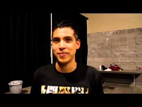 Johnny Rivera Post Fight Interview BM Promotions