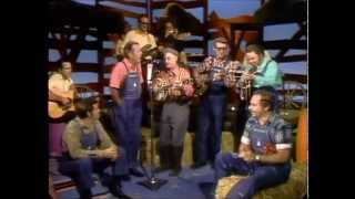 ERNIE, GRANDPA, STRINGBEAN, AND ROY CLARK