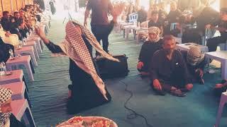 حادث ملا عباس ينضرب بالفاتحه احد من الاشخاص يقطع المجلس المرحوم عباس الخفاجي