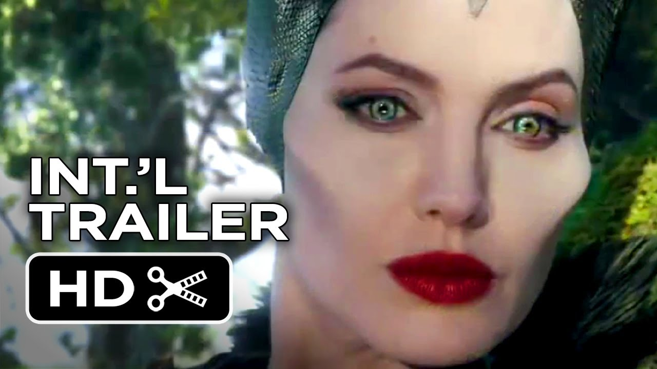 Maleficent Official International Trailer 1 2014 Angelina Jolie Movie Hd