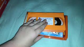 Rugrats In Paris The Movie 2001 VHS Review