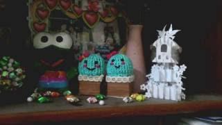 How to crochet a cactus-Hướng dẫn Móc cây Xương rồng  FULL