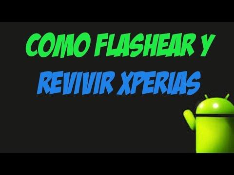 Flashear/Revivir Xperia M C1904/05 Android 4.3