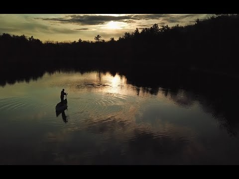#10 : Hiking To A Remote Maine Pond To Fly Fish For Brook Trout.
