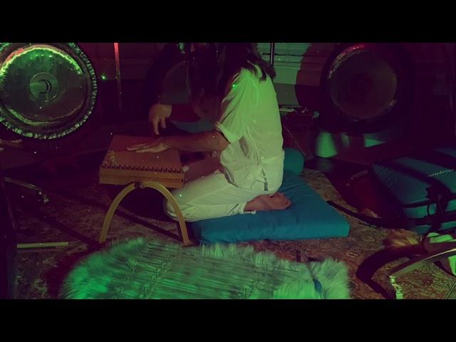 Summer Night Monochord Meditation in F