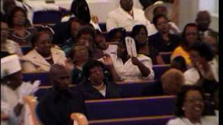 "UBC - Old School Baptist ""Seat Shout"" Part II 07.05.09-11A.M."
