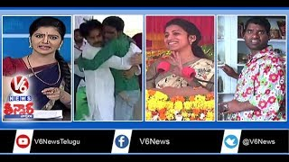 PK Gives Tight Hug To His Fan | Amrapali Laughing Speech | Facebook Marriages | Teenmaar News