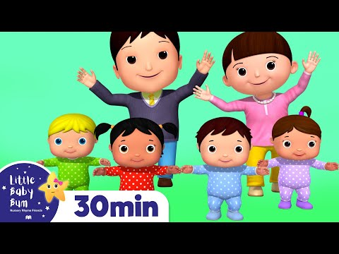 Cantec nou: Do The Baby Dance | Baby Songs | Nursery Rhymes & Kids Songs | Little Baby Bum