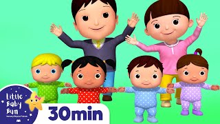 Do The Baby Dance | Baby Songs | Nursery Rhymes & Kids Songs | Little Baby B
