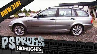 BMW 318i Touring | PS Profis - Autos im Visier