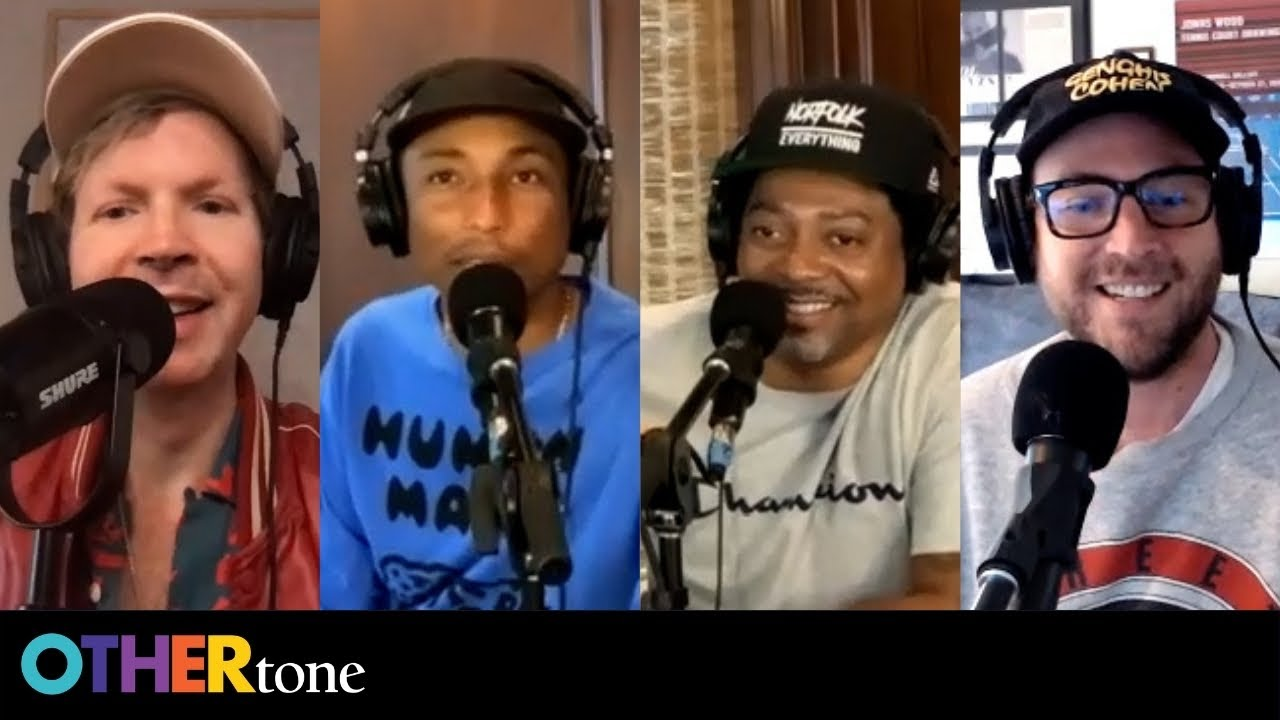 OTHERtone with Pharrell, Scott, and Fam-Lay - Beck (Excerpt)