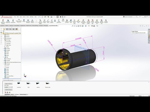 SOLIDWORKS MBD and CMM Programming