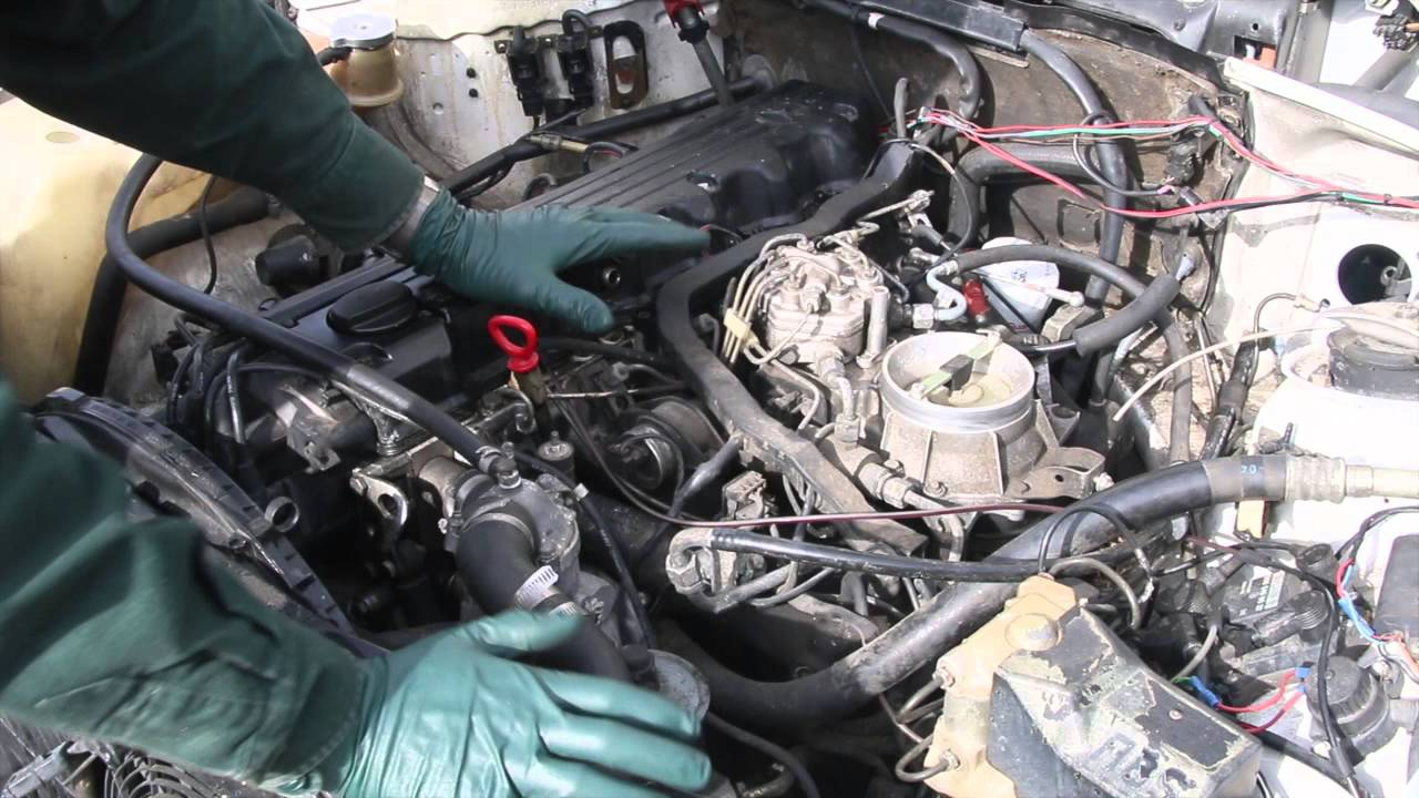 Intro to Troubleshooting Rough Starting Gas Engine with