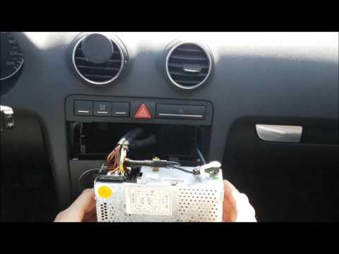 Audi A3 8P USB SD AUX MP3 CD-Wechsler |Deutsch|HD|