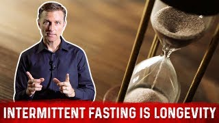 Intermittent Fasting is NOT Starving, its Longevity