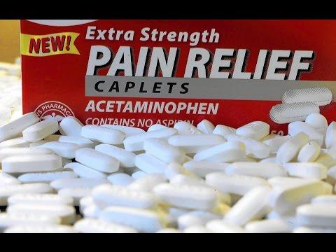 Too Much Acetaminophen