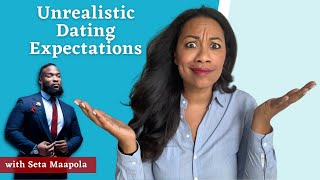 Unrealistic Dating Expectations   Should You Give Him Your Cheat Code?