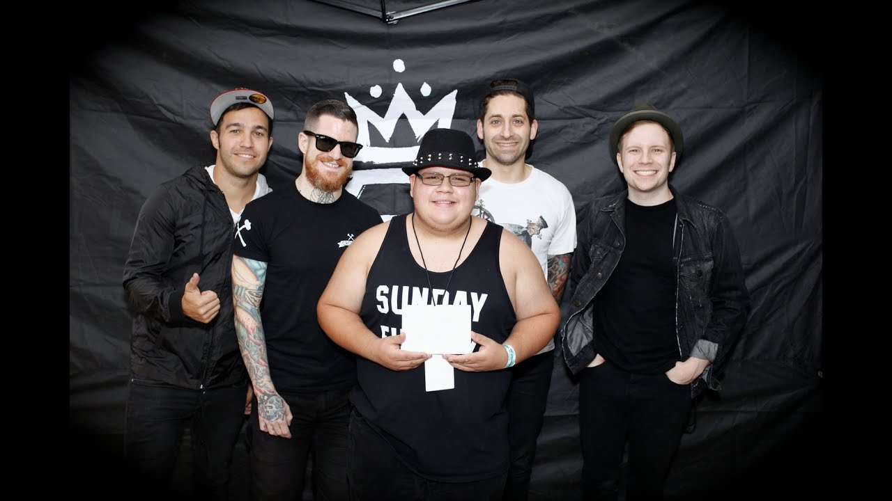 How i met your fall out boy youtube m4hsunfo