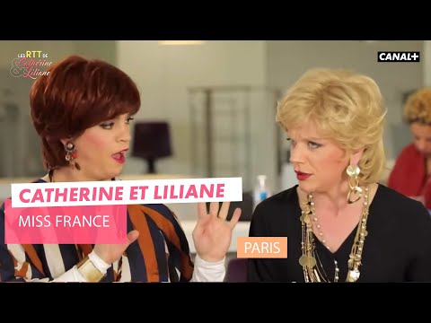 Miss France - Catherine et Liliane - CANAL+