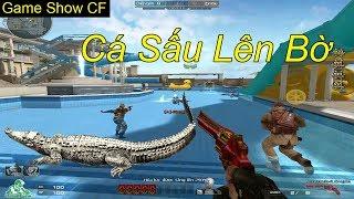 Game Show CF | Cá Sấu Lên Bờ | TQ97