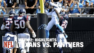 Texans vs. Panthers | Week 2 Highlights | NFL