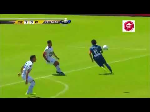 Gol Dylan Flores Cartaginés Fecha 21 (2)