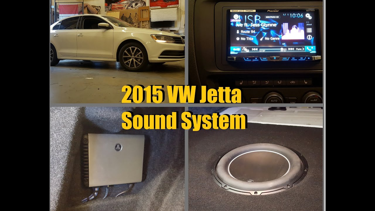 Builds 2015 Vw Jetta Sound System Anthonyj350 Youtube Volkswagen Gli Fuse Box