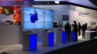 Infineon Illumination Mobile World Congress 2015