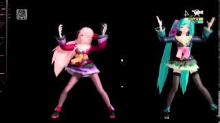 World's End Dancehall : mirror [ Original : Project Diva ]