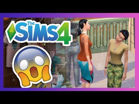 The Sims 4 StrangerVille - Šta im se desilo? - #2 |