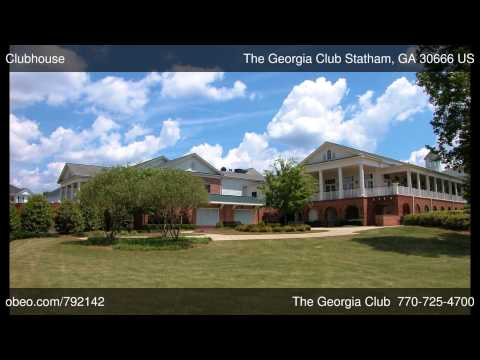 The Georgia Club Statham GA 30666