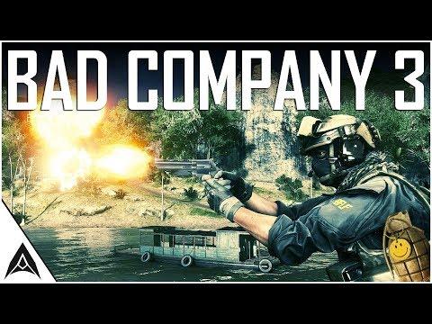 BATTLEFIELD BAD COMPANY 3??!! - BF2018 Speculation
