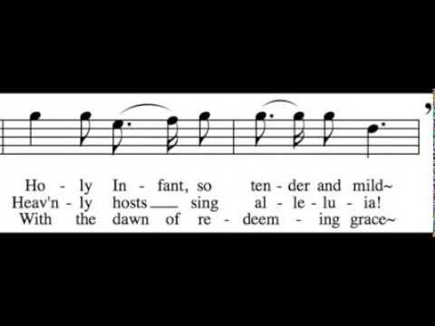 Silent Night! Holy Night! - Tenor Only - Learn How to Sing Christmas Carols