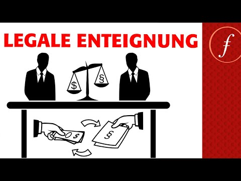 Legale Enteignung - SAG