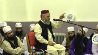 Allama Zia ul Mustafa Haqqani - Shohada-e Karbala - Bolton 2013