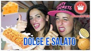 DOLCE SALATO - Che MIX! Cipolla, Noccioline e Latte INSIEME!